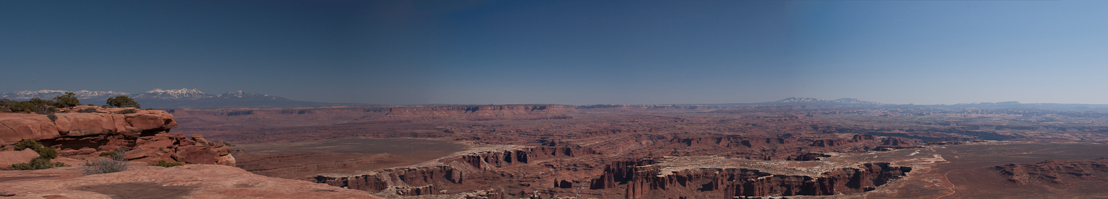 Isle of the Sky, Canyonlands