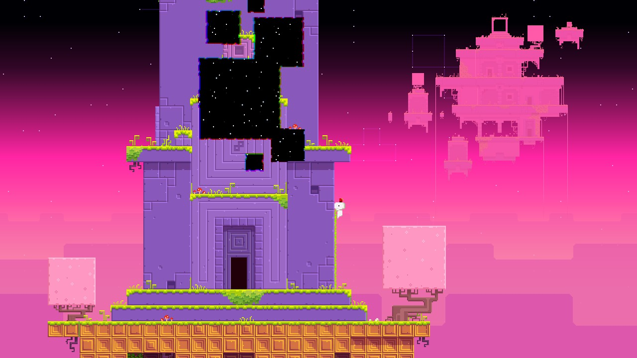 FEZ Game-Play