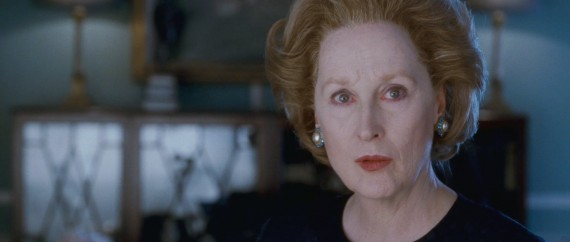 Margaret Thatcher as Portrayed in the Iron Lady