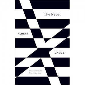 Cover of The Rebel by Albert Camus