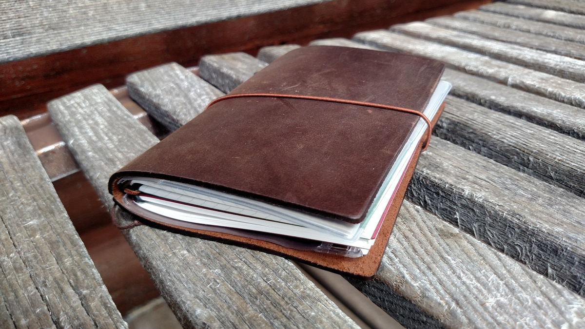 Bound Traveler Notebook